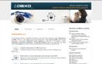 Daxo s.r.o. - nový design