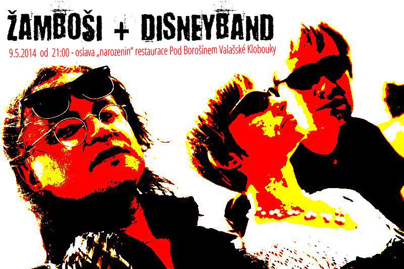 Žamboši + Disneyband